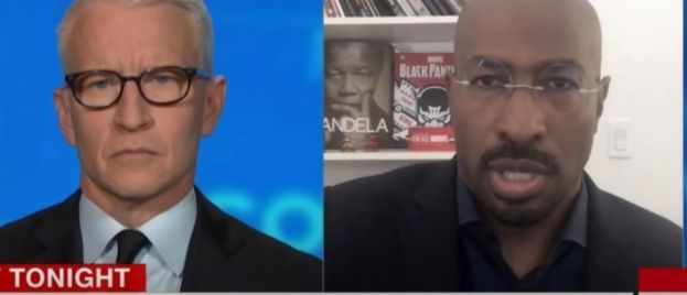 EAT YOUR OWN: Daily Beast Tries To Cancel Van Jones For Being Effective