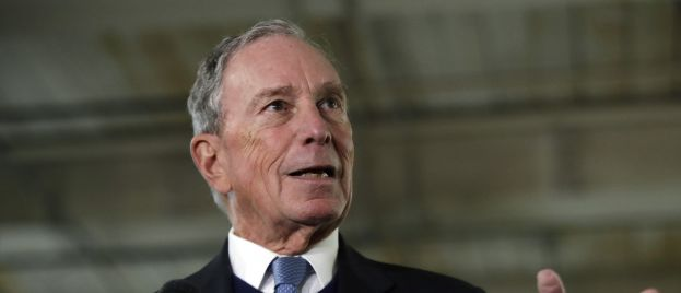 Michael Bloomberg to spend $33M in a single week on 2020 TV ads