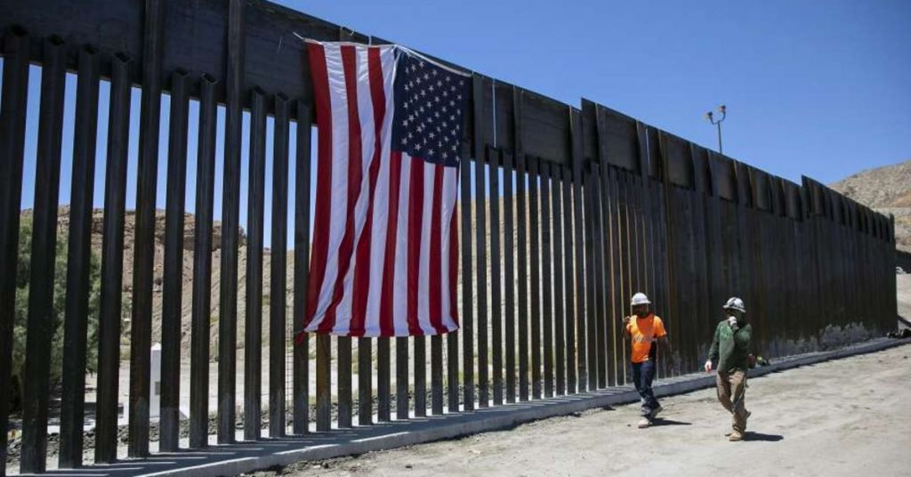 Making Border Safe Again: Even If Biden Wanted To, 'Trump's Wall' Is Likely Untouchable