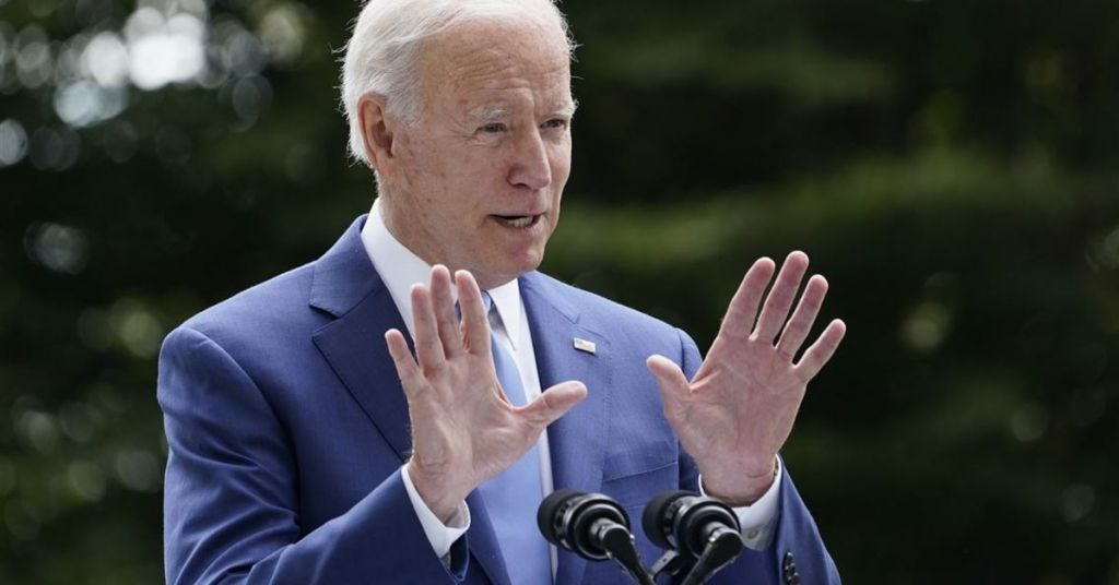 Biden To Visit The 'Woke Holiness' This Month
