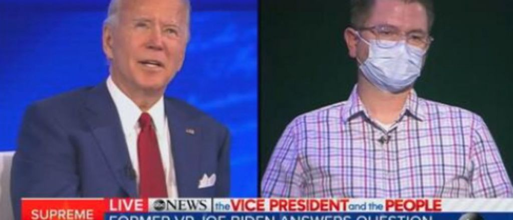 Biden Town Hall Scandal: 'Undecided' Questioners Included Obama Speechwriter & Others