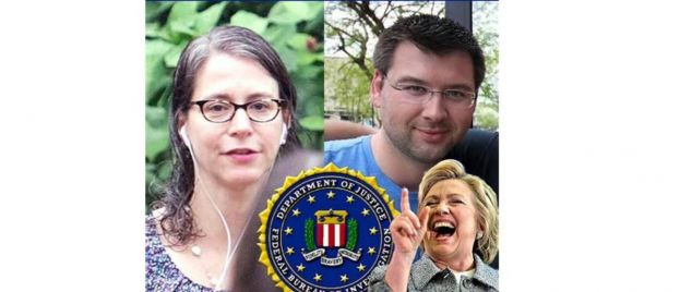 "Deep State Attempting to Minimize Corruption of Second Set of FBI Lovers from Mueller Team Who Texted ""Viva le Resistance"""