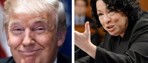 Justice Sotomayor Accuses Conservative Supreme Court Majority of Favoring Trump Administration