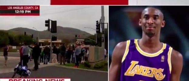 """MSNBC Anchor Says """"N*ggers"""" Instead of """"Lakers"""" While Reporting Kobe Bryant's Death (VIDEO)"""