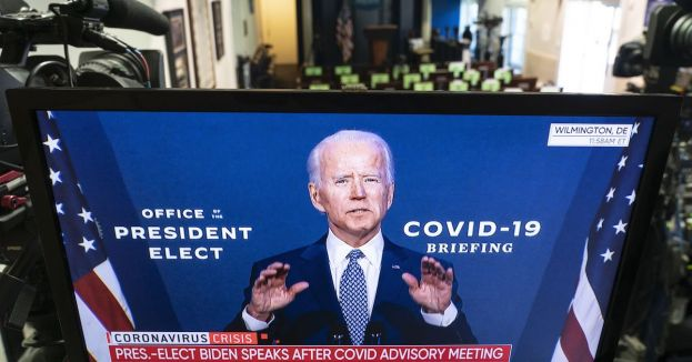 New Day, New Narrative: Joe Cannot Get His Stories Straight, Covid Restrictions Now Ending Much Later